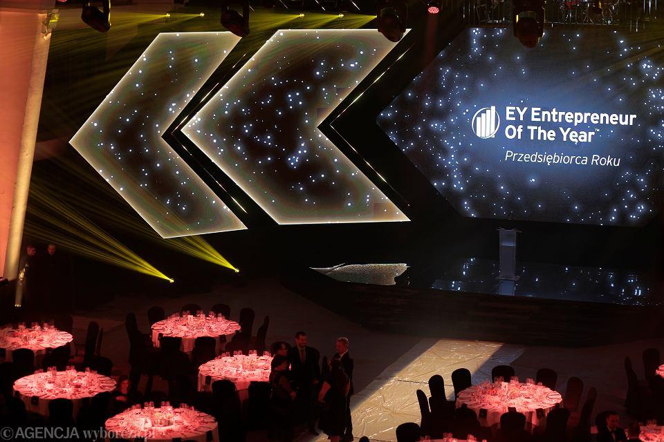 Gala finałowa konkursu  'Przedsiębiorca Roku 2018'