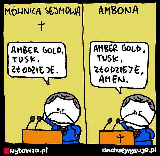 Andrzej Rysuje | Amen - Andrzej Rysuje, 21.01.2021 -