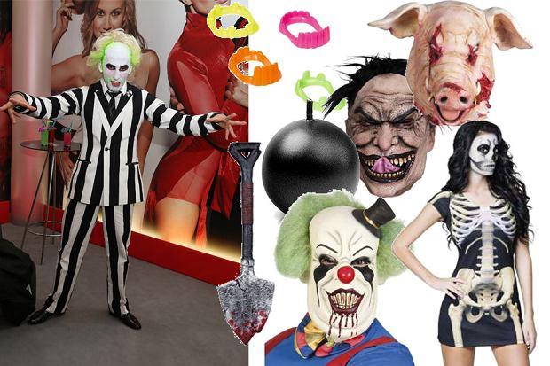 Halloween nadchodzi wielkimi krokami! Dlatego warto, żebyście zaopatrzyli się w przerażające kostiumy i upiorne maski. A może robicie imprezę halloweenową i przydadzą wam się ciekawe dodatki?