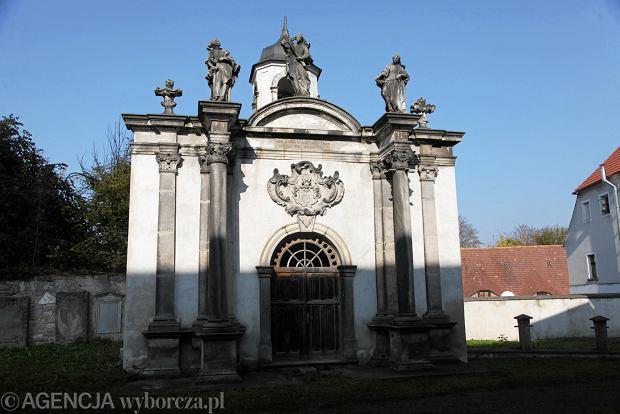 Zdjęcie numer 9 w galerii - Kościół w Proboszczowie pw. Trójcy Świętej