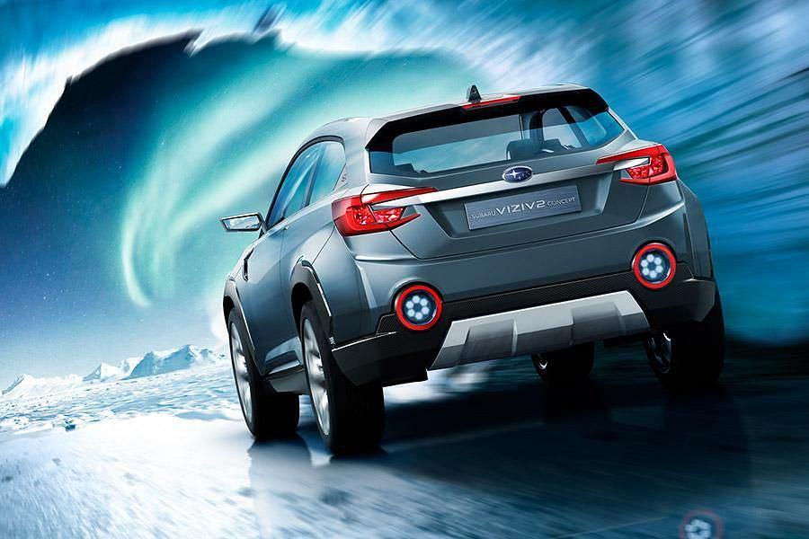 Subaru Viziv2 Concept