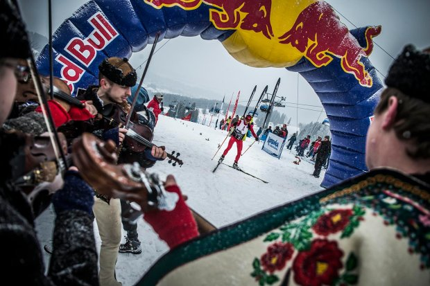 Red Bull Bieg Zbójników