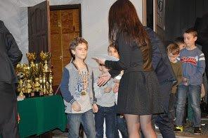 Uroczysta gala Akademii Piłkarskiej Korona Kielce
