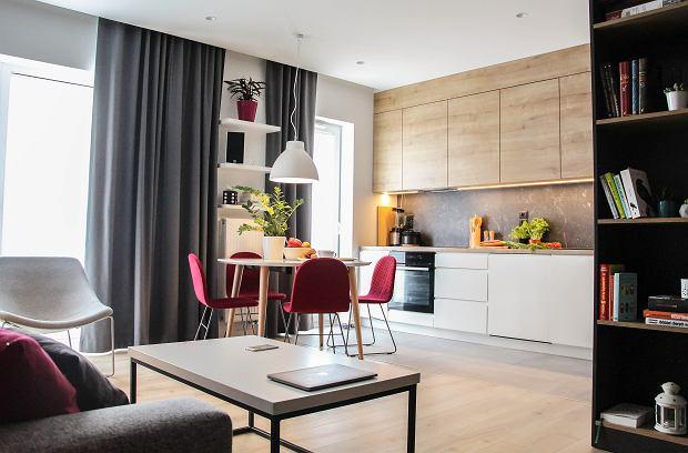 Mieszkanie w Poznaniu: komfortowa aranżacja i nowoczesne wzornictwo
