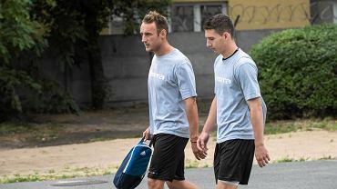 Blazo Igumanović i Jakub Łukowski