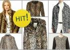13 najmodniejszych jesienno-zimowych płaszczy w cętki