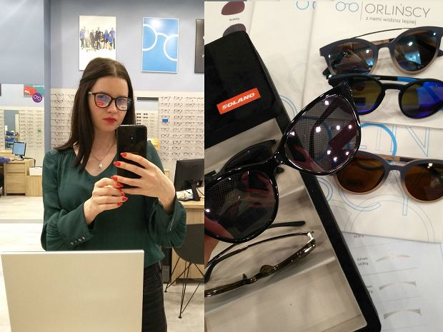 Pierwszy krok to wizyta w salonie optycznym i wybór odpowiednich oprawek
