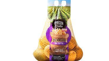 Polskie ziemniaki na frytki