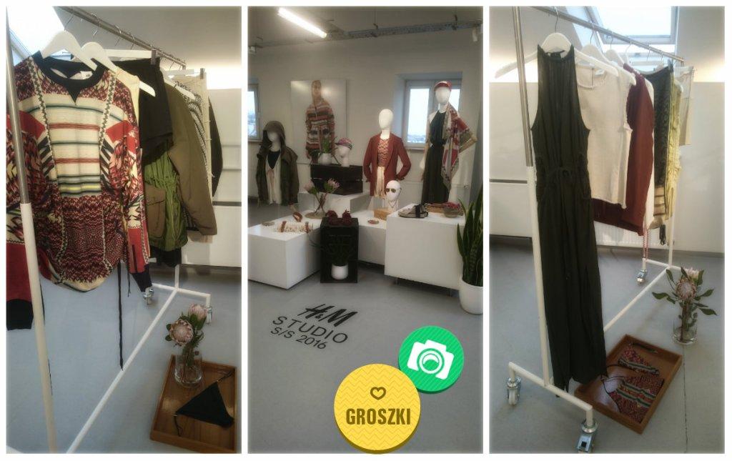 Kolekcja H&M Studio SS - relacja z press day