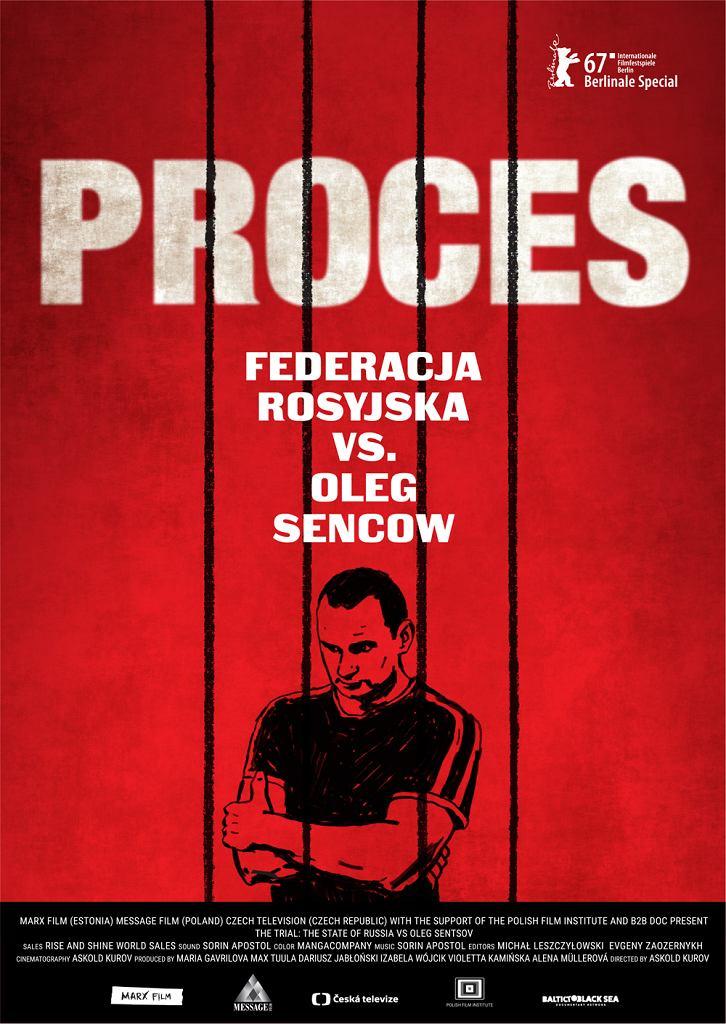 Proces: Federacja Rosyjska vs Oleg Sencow
