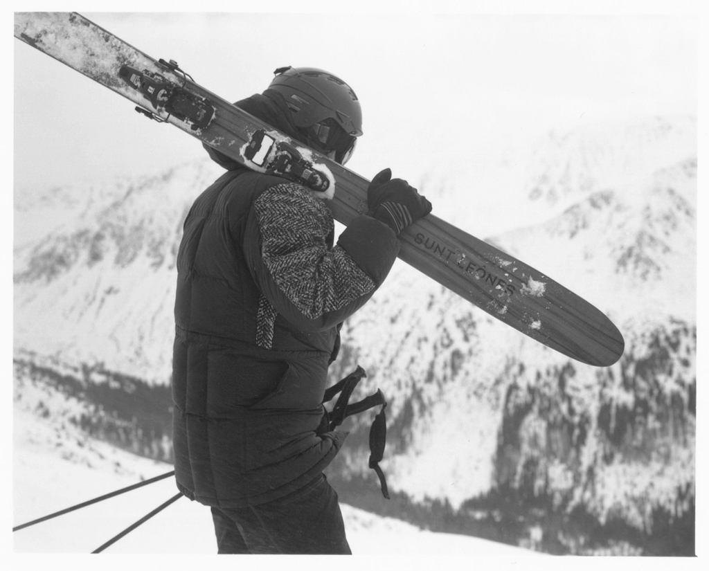 Limitowana kolekcja nart od Andrzeja Bargiela