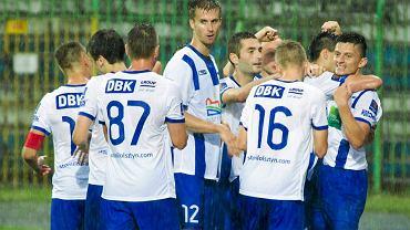 Piłkarze Stomilu Olsztyn