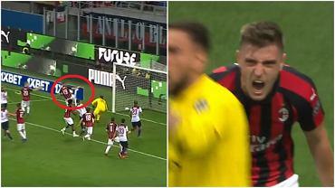 Krzysztof Piątek uratował Milan i był wściekły na kolegów