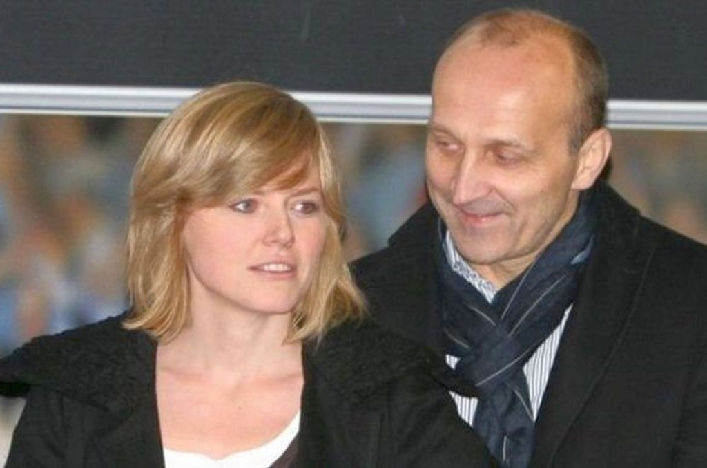 Isabel Marcinkiewicz, Kazimierz Marcinkiewicz