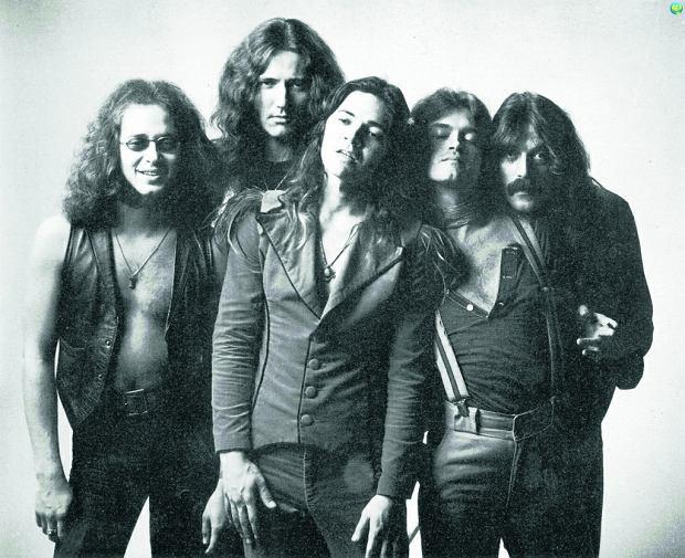 Pierwszy koncert Deep Purple