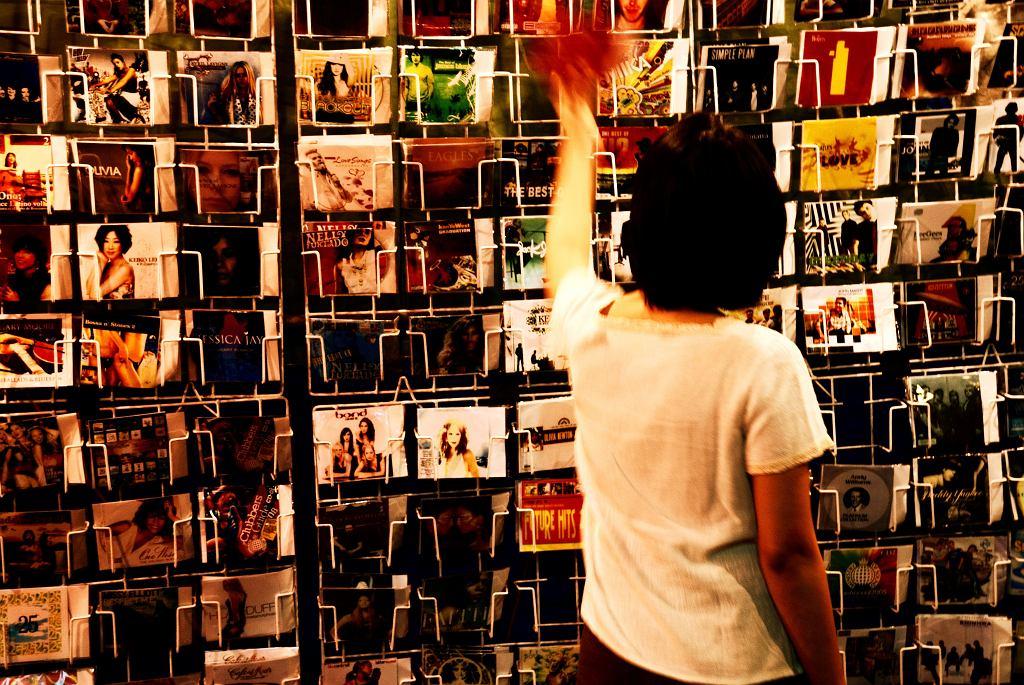 Płyty CD nadal sprzedają siębardzo dobrze