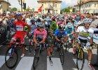 Rafał Majka podczas brytyjskich etapów Tour de France furory nie zrobił