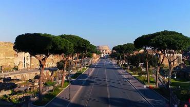 Opustoszały Rzym