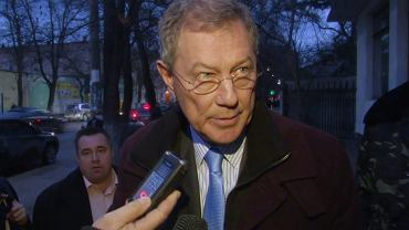 Robert Serry, wysłannik ONZ na Krym