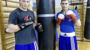 Tomasz Bohdanowicz (z lewej) i Kamil Holka
