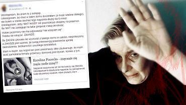 Wpis blogerki o przemocy w rodzinie wywołał wielkie poruszenie
