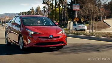 Toyota Prius na Super Bowl 2016