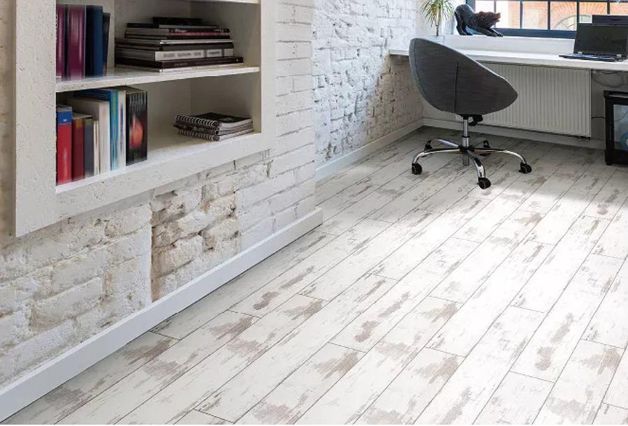 Efekt starej deski, czyli podłoga w stylu vintage