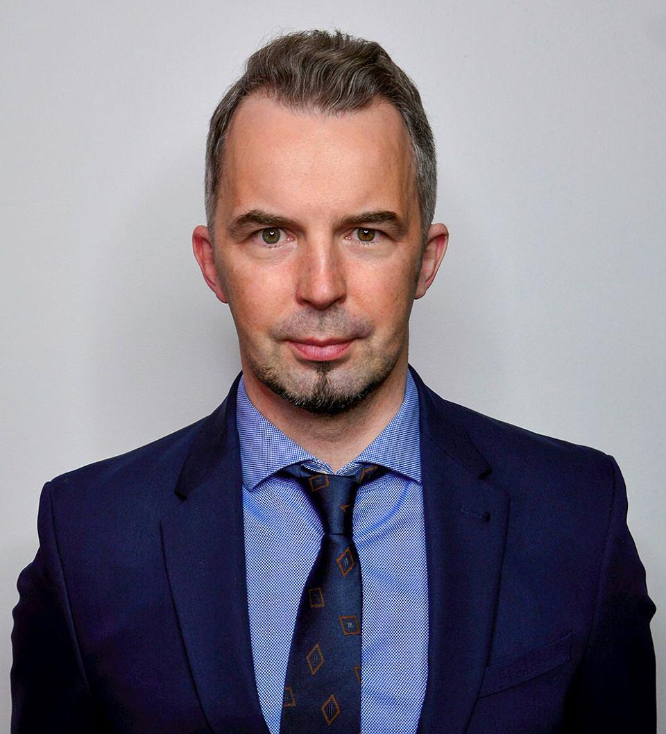 Tomasz Młynarski prezes zarządu firmy IGLOO