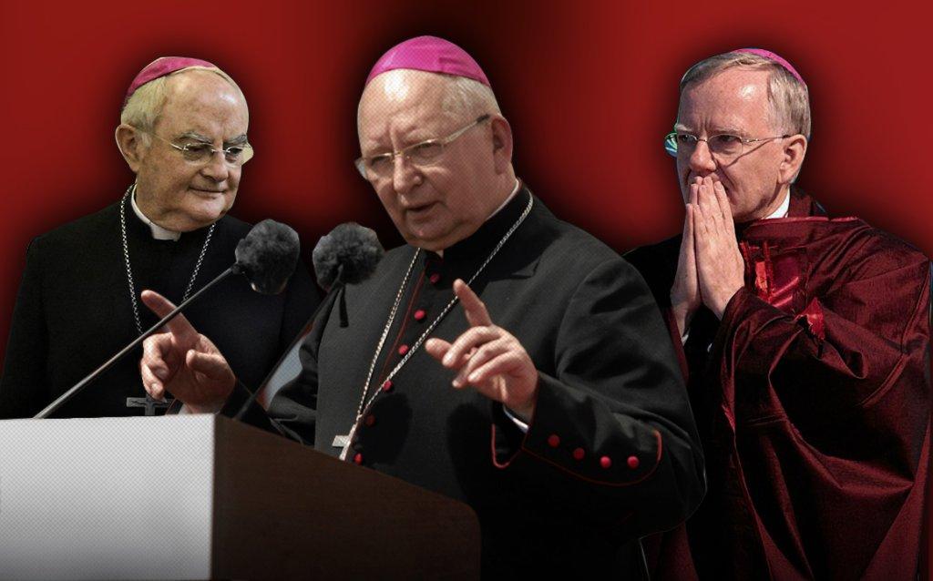 Polscy arcybiskupi