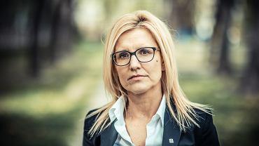 Prokurator Ewa Wrzosek.