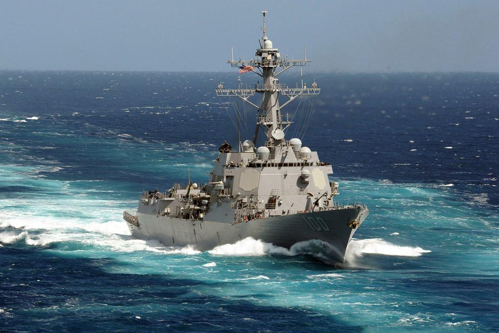 Navy USS Kidd