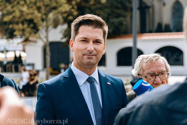 Sylwester Tułajew, kandydat PiS na prezydenta Lublina