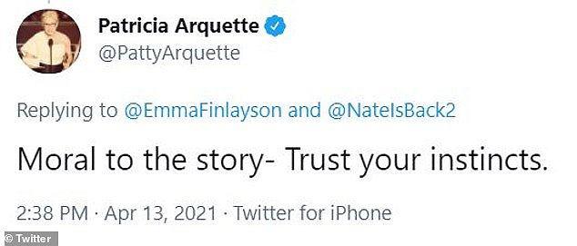 Patricia Arquette o najgorszej randce w życiu