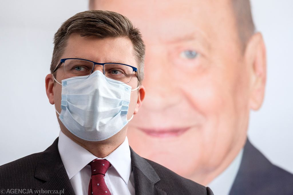 Marcin Warchoł udostępnił swój spot wyborczy. Popiera go Tadeusz Ferenc