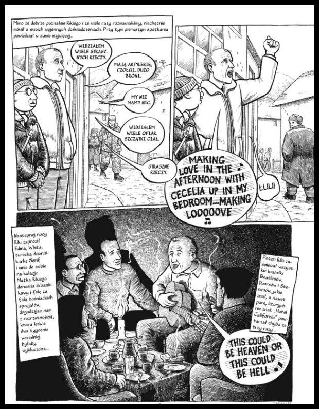 Kadr z komiksu
