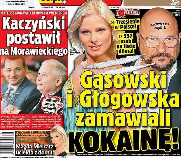 Głogowska, Gąsowski