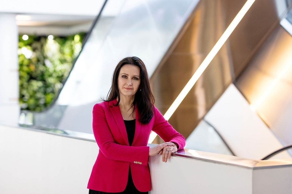Alicja Knast, dyrektor Muzeum Śląskiego w Katowicach