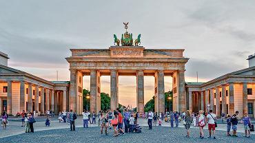 Berlin, Brama Brandenburska/Fot. shutterstock