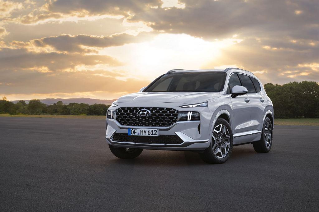 Hyundai Santa Fe 2020 facelifting