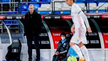 TeleMadrid: Zinedine Zidane odchodzi z Realu
