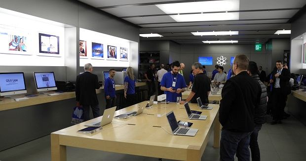 Apple Store / fot. Roland zh - Wiki