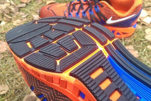 Nike Zoom Odyssey - podeszwa
