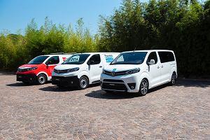 Nowa Toyota Proace City - ostatni z pięcioraczków wjeżdża na rynek aut dostawczych