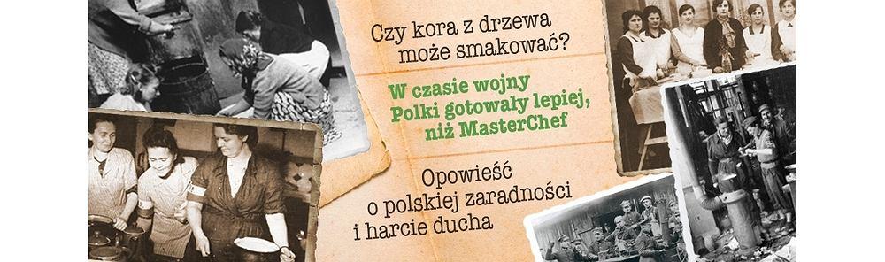 Promocja książki 'Okupacja od kuchni' - portal www.ciekawostkihistoryczne.pl