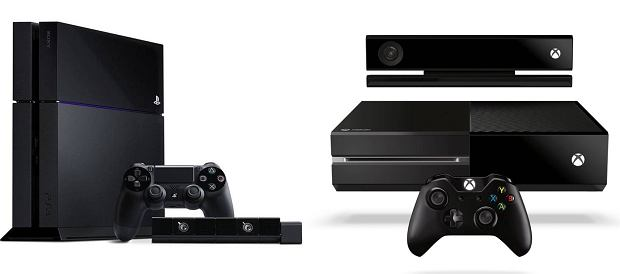 PlayStation 4 i Xbox One