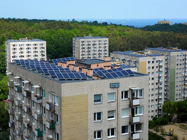 Energia Prosto Z Balkonu Sopocka Spółdzielnia Stawia Na
