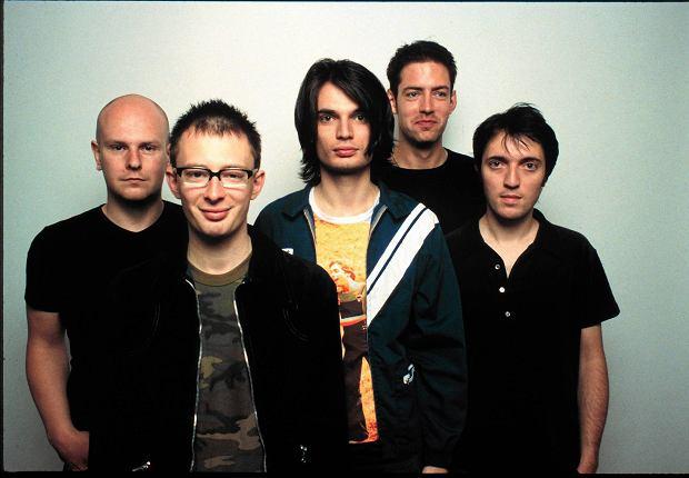 Radiohead tuż przed wydaniem 'OK Computer'. Czerwiec 1997 roku