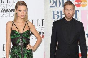 Taylor Swift, Calvin Harris
