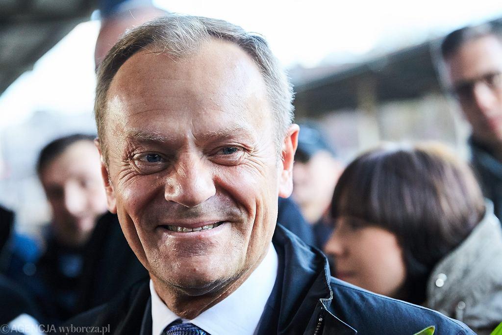 Donald Tusk odwiedzi Kraków. Weźmie udział w konferencji o Kościele i Unii Europejskiej
