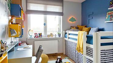 Aranżacja pokoju dla 5-letniego chłopca